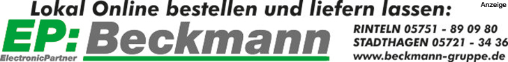 EP:Beckmann 728×90 Online Shop Lieferung