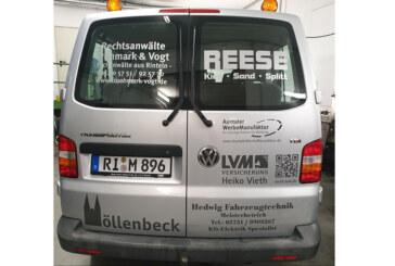Möllenbeck organisiert Hilfsdienst für Ältere und Risikogruppen