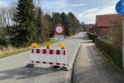 Straßensperren aufgehoben: Wennenkämper Straße wieder befahrbar