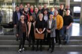 Schulleiter auf Klassenfahrt: Marja-Liisa Völlers empfängt heimische Schulleitungen in Berlin