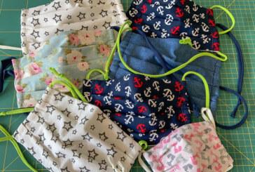 Achtung, Abmahngefahr: Nähen von Stoffmasken kann bei falscher Bezeichnung teuer werden