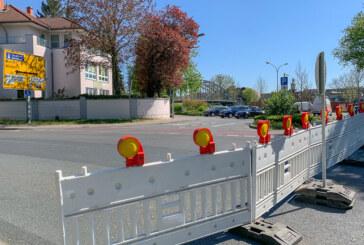 Weseranger: Parkplatz am kommenden Montag und Dienstag gesperrt
