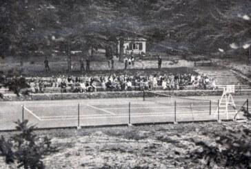 Auf einem Kartoffelacker fing es an: 90 Jahre Tennisverein Rot-Weiß Rinteln
