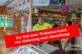 Eiscafé Venezia: Zur Zeit kein Thekenverkauf, nur Abholung nach Bestellung