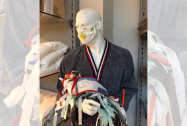 "(Update: Masken vergriffen!) ""Exten näht"": Mund-Nasen-Masken können bei Betten Maack abgeholt werden"