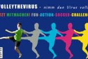"""""""VolleyTheVirus"""" – Video-Soccer-Challenge für kreative Ballkünstler"""