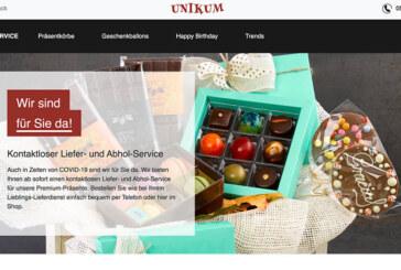 Unikum Geschenke jetzt lokal im Internet bestellen
