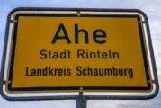 Straßenbauarbeiten in Ahe und Kohlenstädt ab 18. Mai