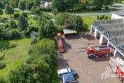 Rinteln: Neubau eines Logistikzentrums für Brandschützer / Feuerwehrhaus ist urheberrechtlich geschützt