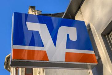 Wegen Corona: Volksbank in Schaumburg ändert Öffnungszeiten