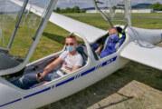 Ende Mai startet die Segelflug-Bundesliga: Rintelner Luftsportpiloten dürfen wieder fliegen
