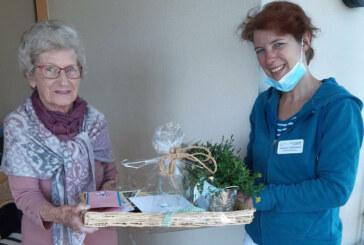 Grußkarten für Bewohner von Rintelner Seniorenheimen