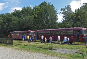 Keine Museumsbahnfahrten von Rinteln nach Stadthagen bis 31. August möglich