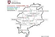 Aktuell sechs Corona-Infektionen im Landkreis Schaumburg bestätigt