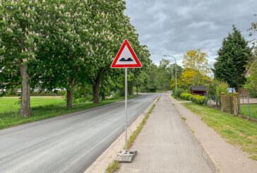 Dankerser Straße: Stärkere Verkehrsbehinderungen ab 15. Juni