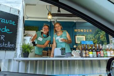 Noch heute in Rinteln: Drive-In Streetfood am Steinanger