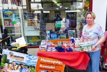 Kinderträume schlafen nie: Losaktion vom Lokalradio für Spielzeuginsel Rinteln