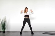 Tanztrainerin Madlien Dana Hugo startet Dance-Workout per YouTube