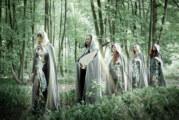 Fantasy-Band Faelend zu Gast am Steinzeichen Steinbergen / Jedes Wochenende Mittelalter- und Fantasy-Biergarten