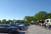 1. Drive-In Foodmarkt in Rinteln: Frisches Essen im Vorbeifahren auf dem Festplatz am Steinanger