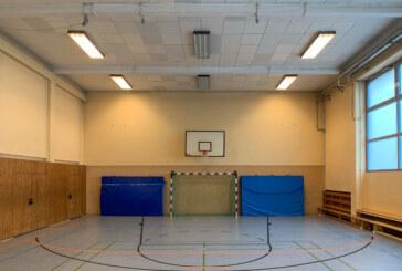 VTR: Turnhalle der Hildburgschule am 6.10. nicht für Vereinssport nutzbar