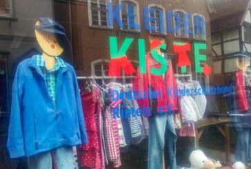 Rinteln: Kleiderkiste öffnet wieder am 10. Juni