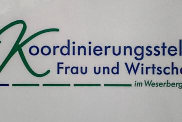 Koordinierungsstelle Frau und Wirtschaft im Weserbergland bietet wieder persönliche Beratungen an