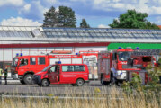 Zweifacher Feuerwehr-Fehlalarm am Baumarkt