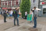 """Rintelner Aktionsbündnis sammelt Unterschriften für Volksbegehren / Kritik von """"Land schafft Verbindung"""""""