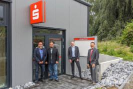 Ab sofort: Neue SB-Geschäftsstelle der Sparkasse Schaumburg in Deckbergen