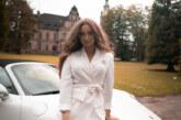 Dorisa Pacolli: Albanische Chartsängerin dreht neues Musikvideo in Rinteln und Bückeburg