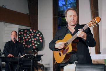 """Bleibe in Verbindung"": Konzert mit Clemens Bittlinger am 12. September in Johannis"