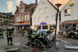 Rinteln: Schwerer Unfall in der Weserstraße