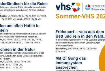 Volkshochschule: Freie Plätze für Sommer-VHS und Kinder-Uni