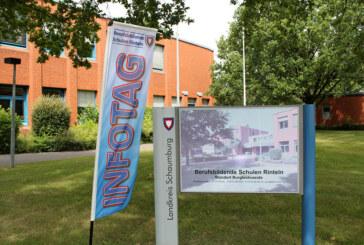 Zusätzliche Beratung an BBS Rinteln: Noch Schulplätze für Kurzentschlossene frei