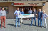 """""""Tour de Maik"""" führt Bundestagsabgeordneten Maik Beermann nach Rinteln und Steinbergen"""