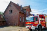 Küchenbrand in Kleinenbremen