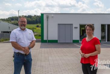 SDS Sicherheitsunternehmen zieht um: Neubau in der Dieselstraße auf der Zielgeraden