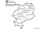 Starker Rückgang der Corona-Fälle im Landkreis Schaumburg