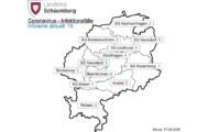 15 Corona-Fälle im Landkreis Schaumburg / 3 Neuinfektionen in Rinteln