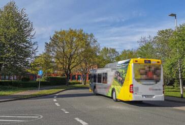 Schule startet: Maskenpflicht im Bus und an Haltestellen