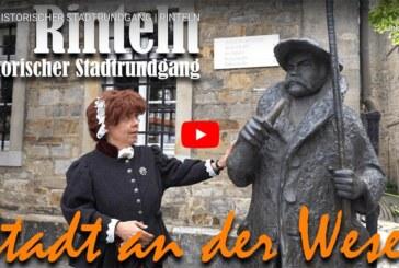 Virtueller historischer Spaziergang durch Rinteln mit Landgräfin Hedwig Sophie