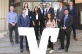 Zehn neue Azubis bei der Volksbank in Schaumburg