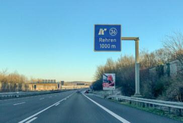 A2-Fahrbahn zwischen Bad Eilsen und Rehren wird erneuert