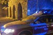 Feuerwehreinsatz: Mountainbiker am Klippenturm gestürzt