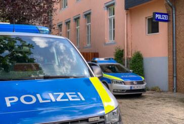 Graebeweg: Reifen an PKW beschädigt