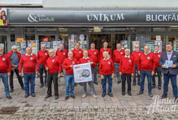 """""""Rinteln ahoi!"""": Vereinigte Chöre präsentieren neue CD mit Shanties und Seemannsliedern"""