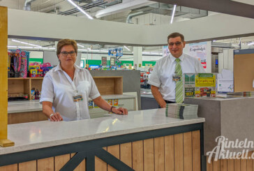 Fit für die Zukunft: Marktkauf Rinteln wird umgebaut