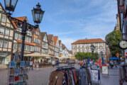 Wetter toll, Stadt voll: Jede Menge Menschen nutzen verkaufsoffenen Sonntag in Rinteln