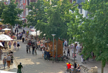 Aktion mit Äpfeln: Nächster verkaufsoffener Sonntag am 4. Oktober in Rinteln